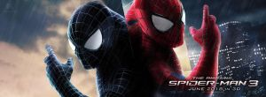 The Amazing Spider-Man 3 (2018) Banner by krallbaki