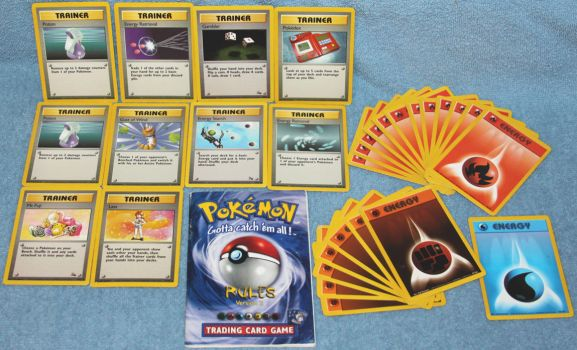 1998 Pokemon Cards - 4Sale - NeedNewHomes-P2a by Lovely-DreamCatcher
