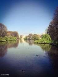 Saint James Park Lake by cmhawke