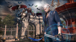 Vergil by DemonLeon3D