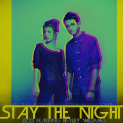 Stay The Night single artwork by Miss-Machi