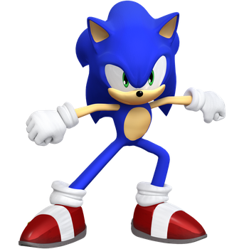 Sonic Boom Attack Render by JaysonJean