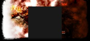 Tr1age TwitchTV background by Smyf