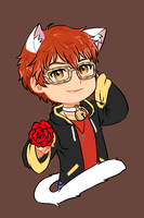 Kitty 707 by Magicfrenchfry