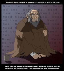 Save Iroh by angelwingkitty