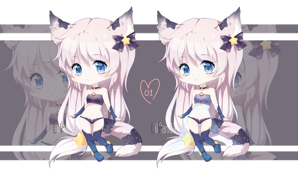 Adoptable Auction [CLOSED] by milloli