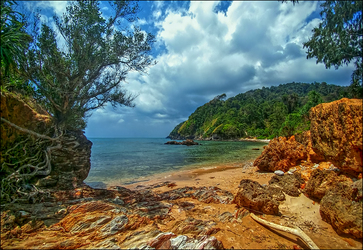 Andaman Shores by wb-skinner