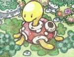Dot Collection: VI Shuckle v2 by Macuarrorro