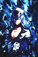 Esdeath by Kanzakire
