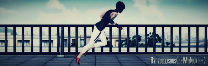 Running - It's My Life... |  Faith Connors by zoellisrus