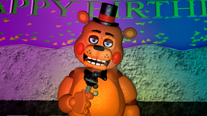 Welcome To The New Freddy's! by Freddyfangirl12