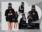 Pack PNG #104 - Ailee  01  by YuriBlack