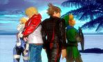 This is our destiny Lars X Leo and Sheik X Link by LarsJunFan