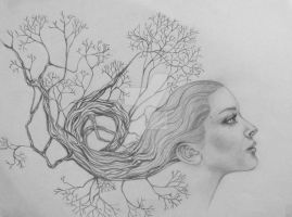 Mother nature by lonarin