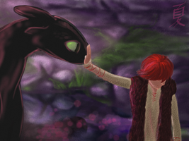 HTTYD: True Friendship by Cephei-N-Ciel