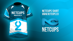 NetCups Shirt Wallpaper by snowy1337