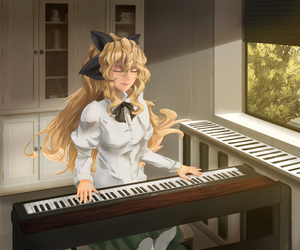 Pianist by Dorcey