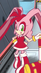 Contest Entry - Amy Rose the Rabbit! by Zack113