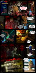 Silke Arches ~ Blood Carnal Part 2 by CeeAyBee