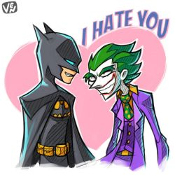 I hate you by chikinrise