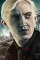 Draco Malfoy by DianeBishop