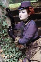 Victorian Lady V by MADmoiselleMeli