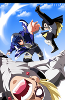 Jellal Fairy Tail 474 by kisi86