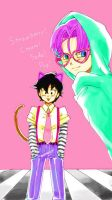 Goten and Trunks by Natsuhati