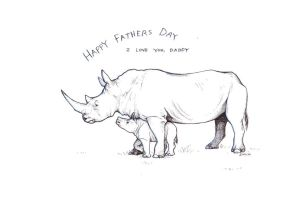 Fathers Day by SaritaWolff