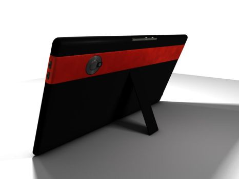 Android 3.0 tablet trial WIP 3 by MandesDesign