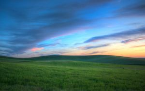Palouse Sunset by krovakny