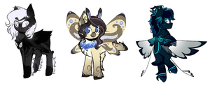 Chibi Grotto sketches by Cloud-Drawings