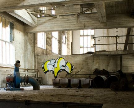 At the concrete factory 14 by sc3L