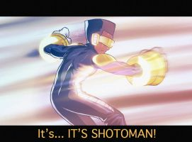 SHOTOMAN: The Anime by Robaato
