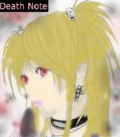 Misa-Misa chan by animelver123
