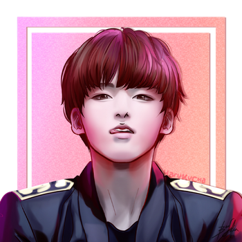 BTS Week - Golden Maknae by HaruKuCha
