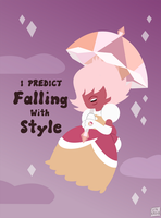 Padparadscha: Falling with Style by GinKadia