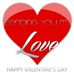 Sending You Love by CMWVisualArts
