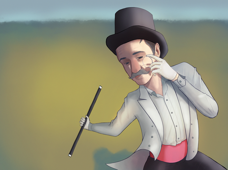 A Very Wealthy Man by Miskeey