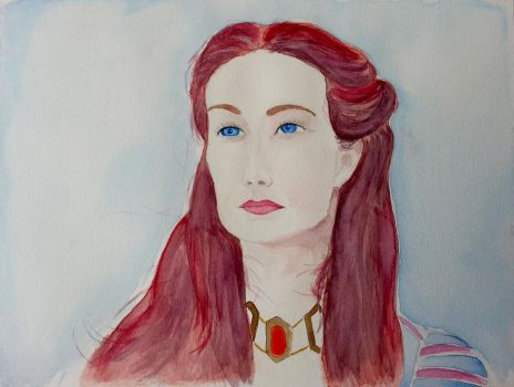 Melisandre of Asshai by april-corporation