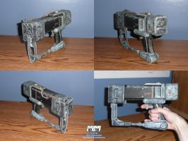 AEP7 Laser Pistol Assembled by billybob884