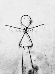 Stick girl 05 by OcularFracture