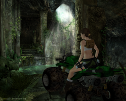 Lara Croft 67 by legendg85