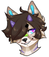 Lutze Small Headshot Commission by Gelidwolf