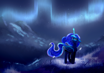 Precious night by Worldlofldreams