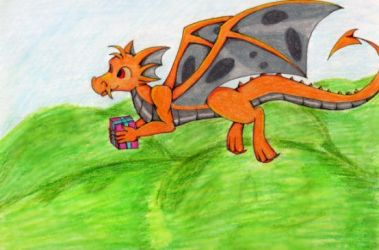 A Gift on Draik Day by judomo