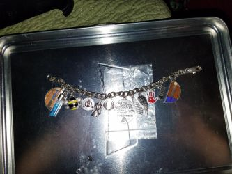 SuperNatural Destiel Charm Bracelet by Ldrmas