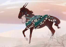 Commission Cabyll-Ushtey by PacificNoir