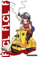 Bikko FLCL Version by gamera1985