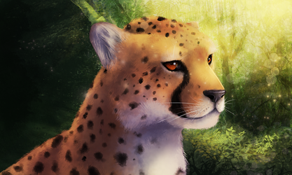 Prince of the Jungle by FierySintle